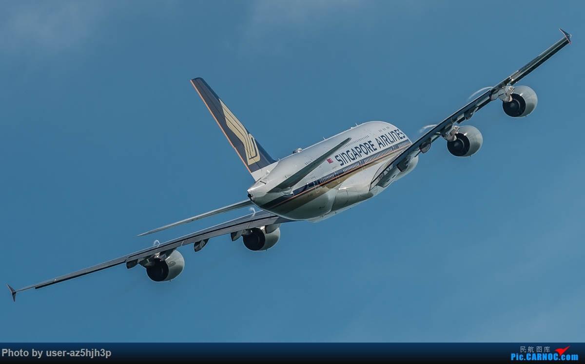 Re:[原创]飞向蓝天 AIRBUS A380 9V-SKU 香港国际机场