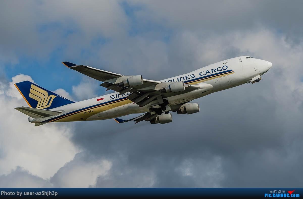 Re:[原创]飞向蓝天 BOEING 747-412F 9V-SFO 香港国际机场