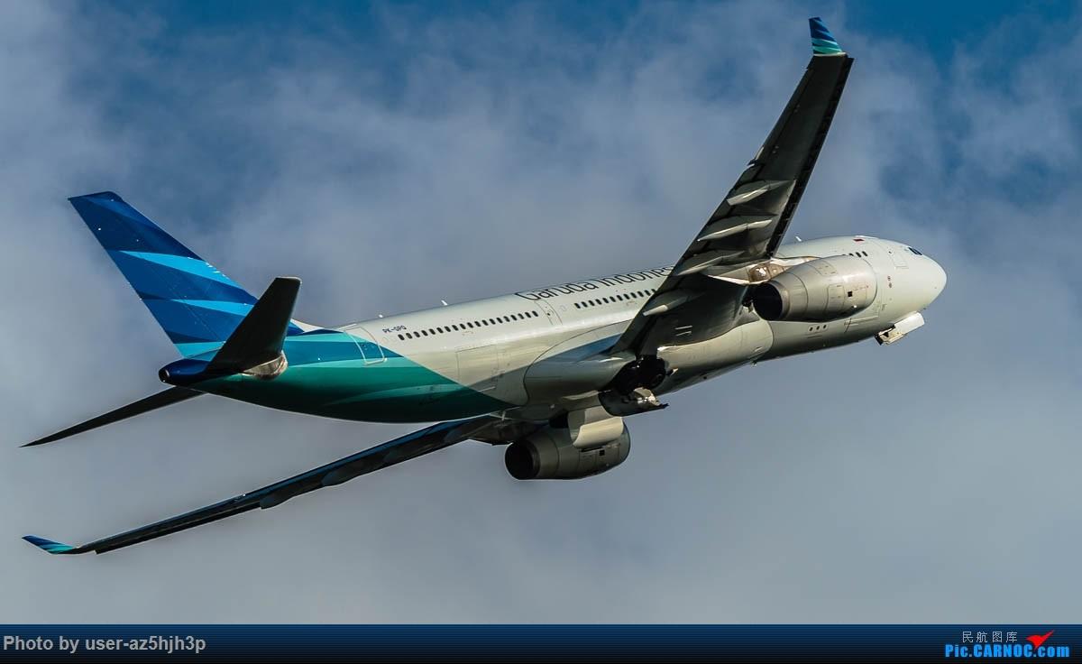 Re:[原创]飞向蓝天 AIRBUS A330-200 PK-GPQ 香港国际机场
