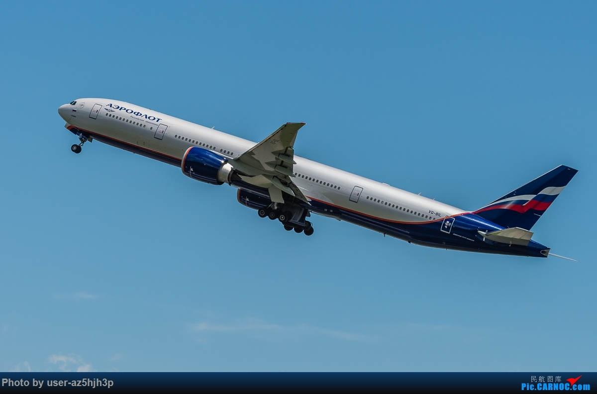 Re:[原创]飞向蓝天 BOEING 777-300ER VQ-BIL 香港国际机场