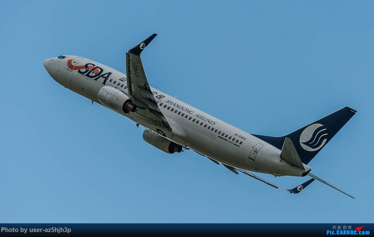 Re:[原创]飞向蓝天 BOEING 737-800 B-5452 香港国际机场