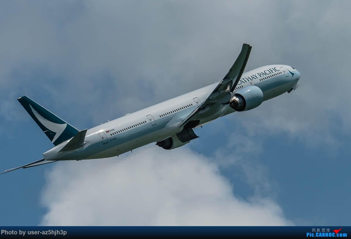 Re:[原创]飞向蓝天 BOEING 777-300ER B-KQB 香港国际机场