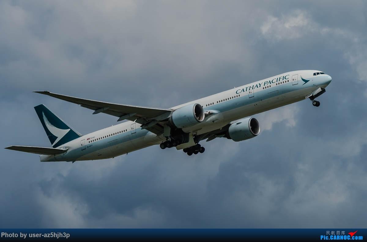 Re:[原创]飞向蓝天 BOEING 777-300ER B-KPT 香港国际机场