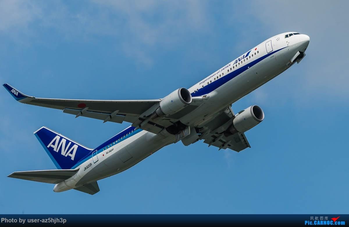 Re:[原创]飞向蓝天 BOEING 767-300 JA620A 香港国际机场