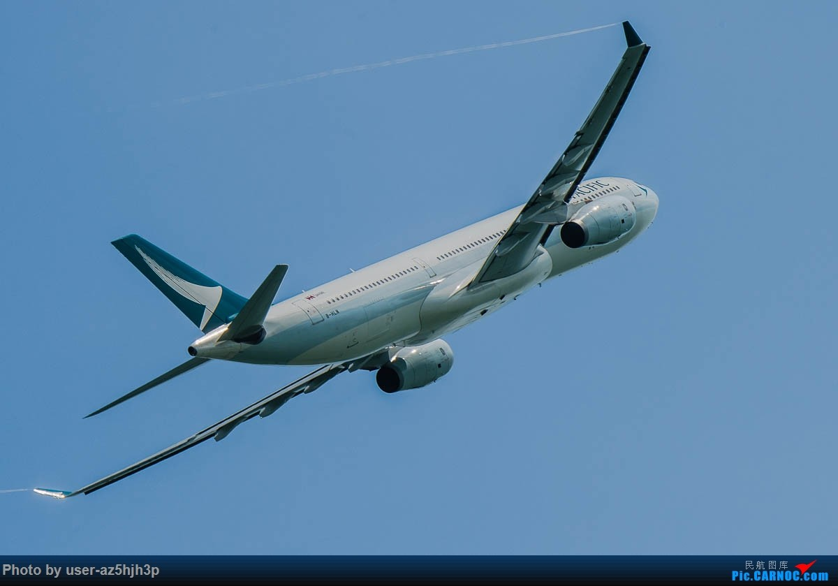 Re:[原创]飞向蓝天 AIRBUS A330-300 B-HLN 香港国际机场