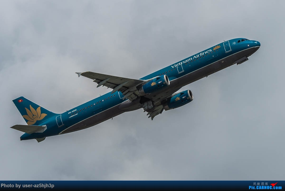 Re:[原创]飞向蓝天 AIRBUS A321 VN-A601 香港国际机场