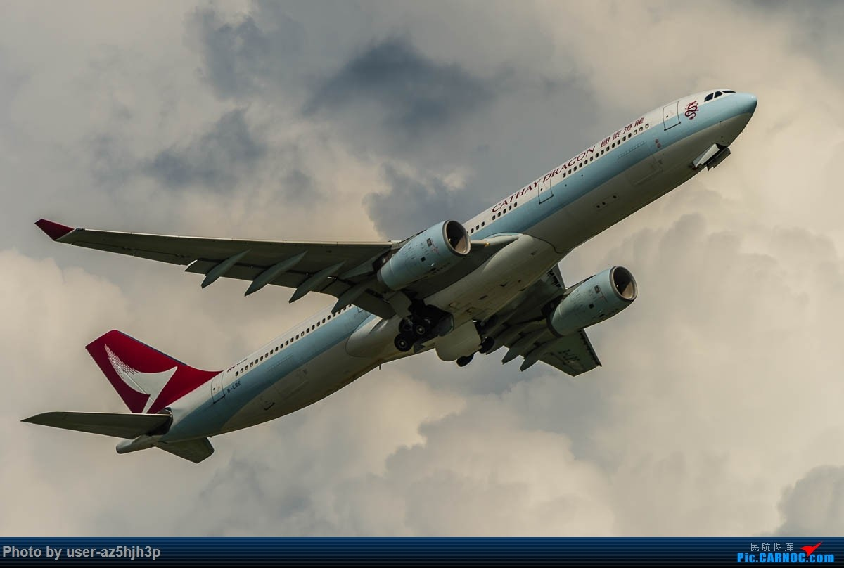 Re:[原创]飞向蓝天 AIRBUS A330-300 B-LBE 香港国际机场
