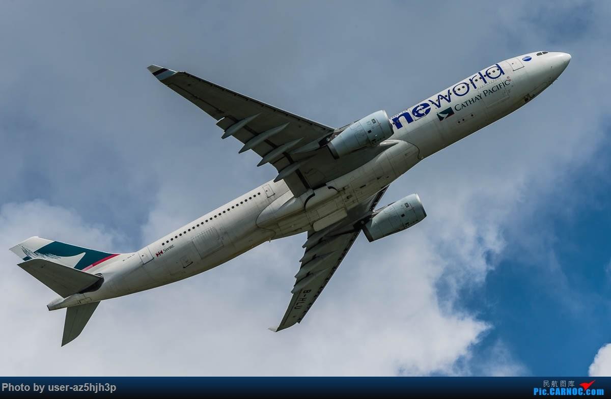 Re:[原创]飞向蓝天 AIRBUS A330-300 B-HLU 香港国际机场