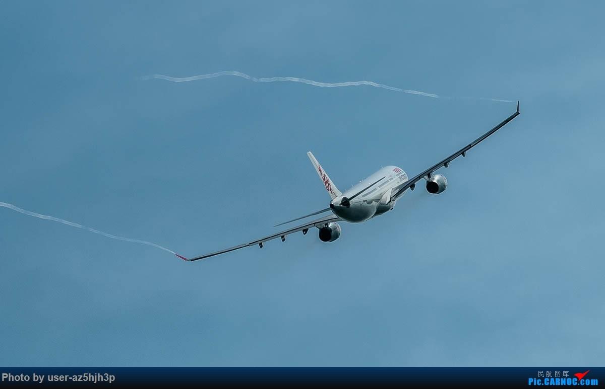 Re:[原创]飞向蓝天 AIRBUS A330-300  香港国际机场