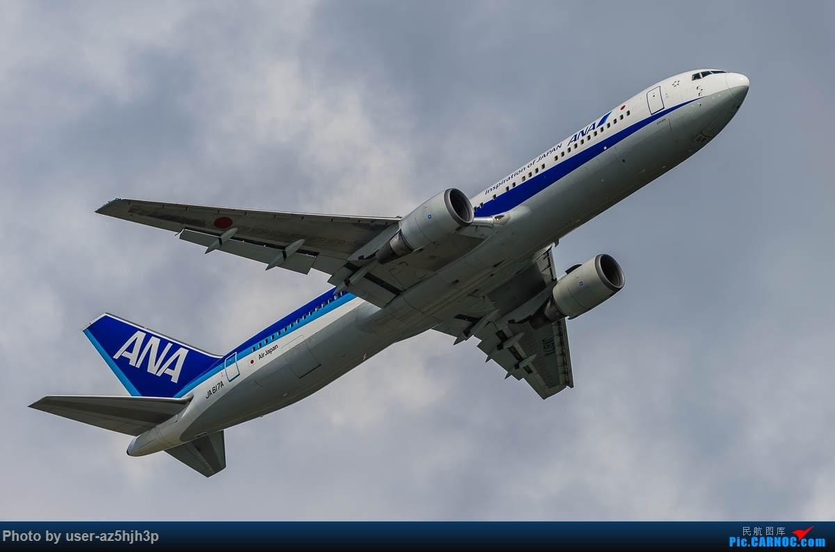 Re:[原创]飞向蓝天 BOEING 767-300 JA617A ( 香港国际机场