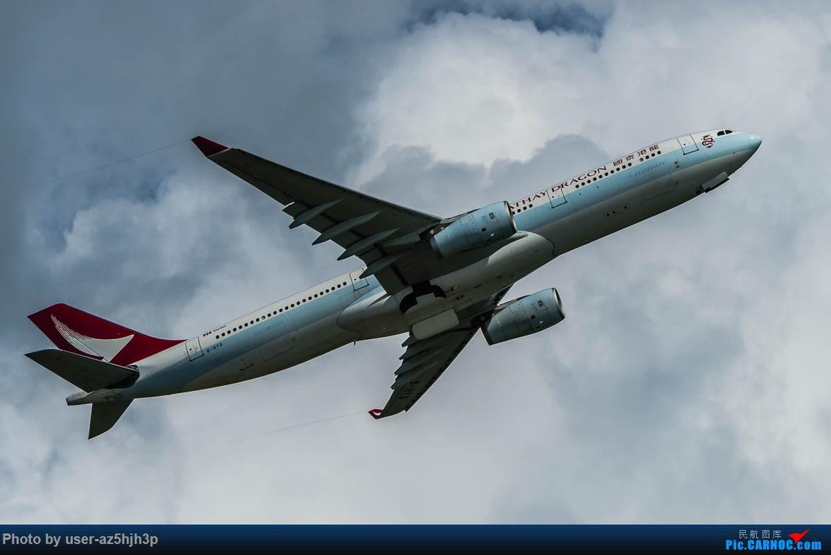 Re:[原创]飞向蓝天 AIRBUS A330-300 B-HYQ 香港国际机场