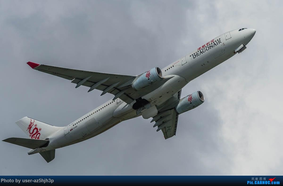 Re:[原创]飞向蓝天 AIRBUS A330-300 B-HLI 香港国际机场