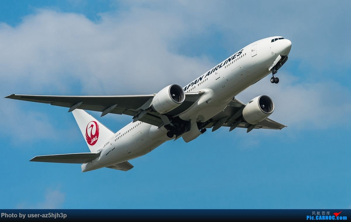 Re:[原创]飞向蓝天 BOEING 777 JA703J 香港国际机场
