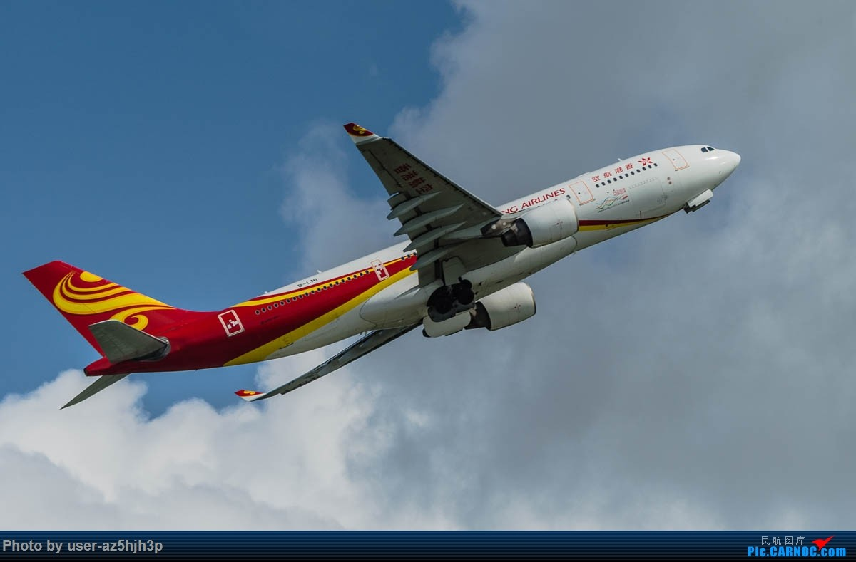 Re:[原创]飞向蓝天 AIRBUS A330-200 B-LNI 香港国际机场