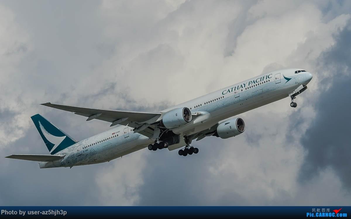 Re:[原创]飞向蓝天 BOEING 777-300 B-HNK 香港国际机场