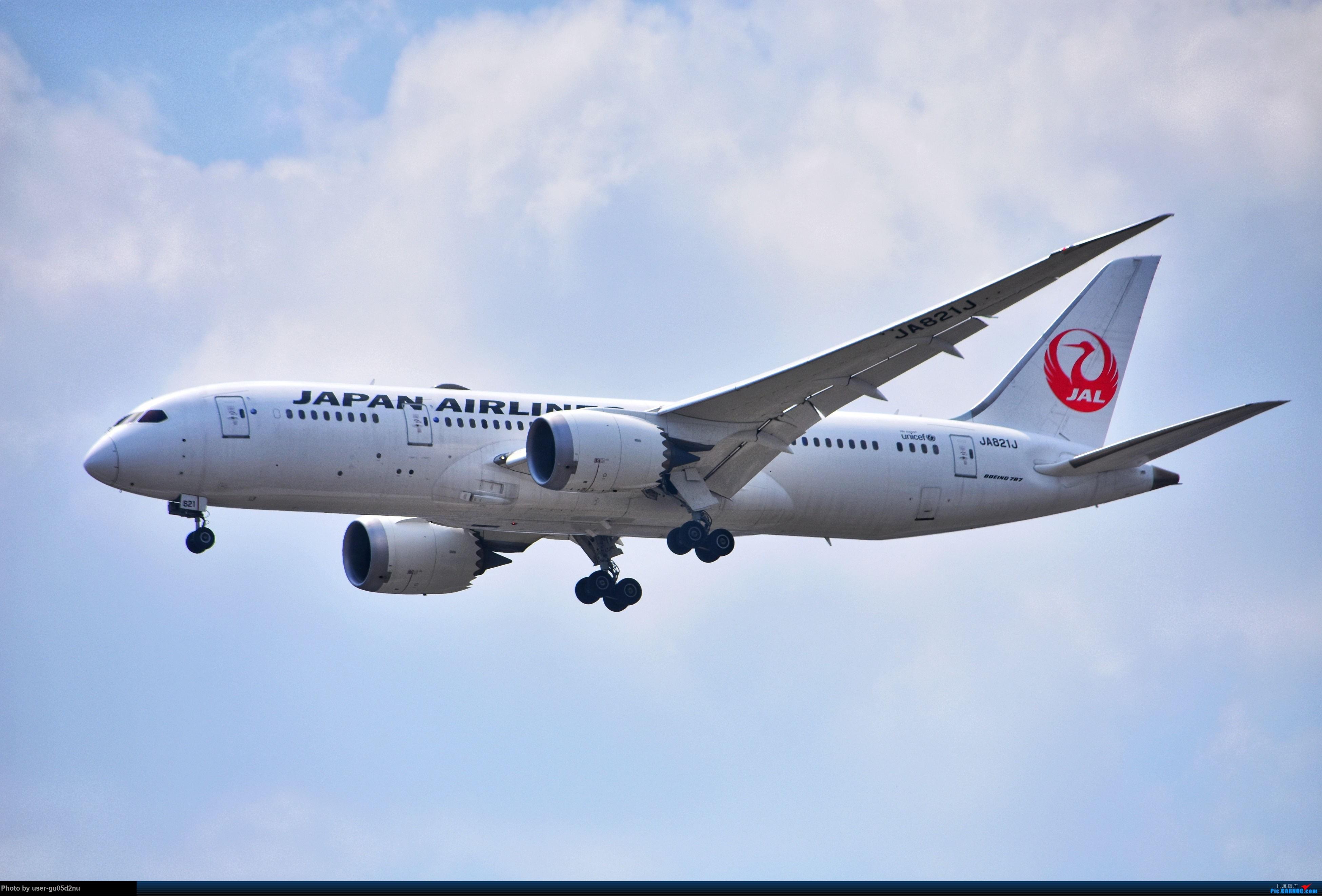 [原创]日本航空B787-8曼谷素万那普降落姿态 BOEING 787-8 JA821J The Phoenix Hotel Bangkok