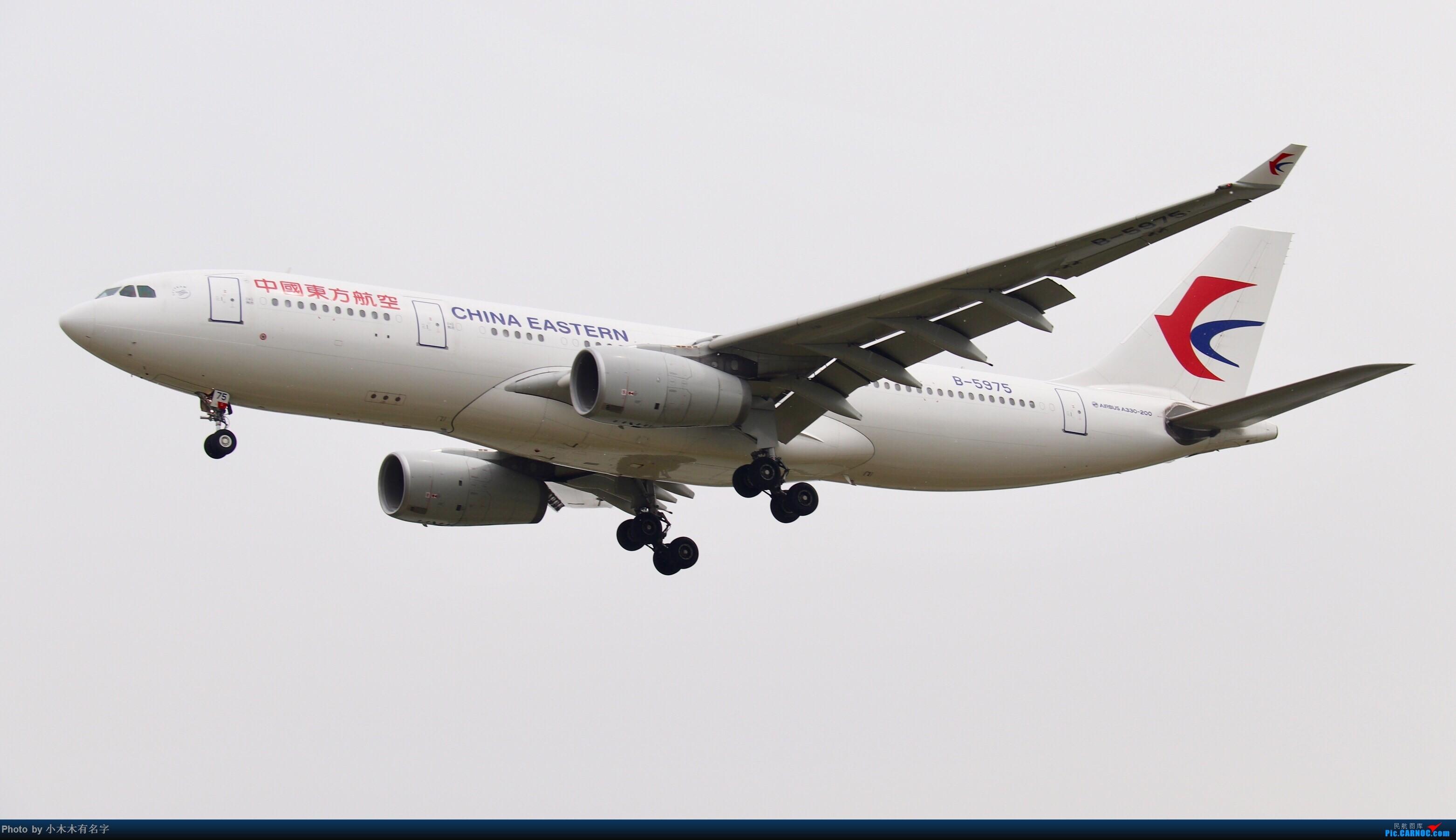 Re:[原创]没有蓝天背景的PEK AIRBUS A330-200 B-5975 中国北京首都国际机场