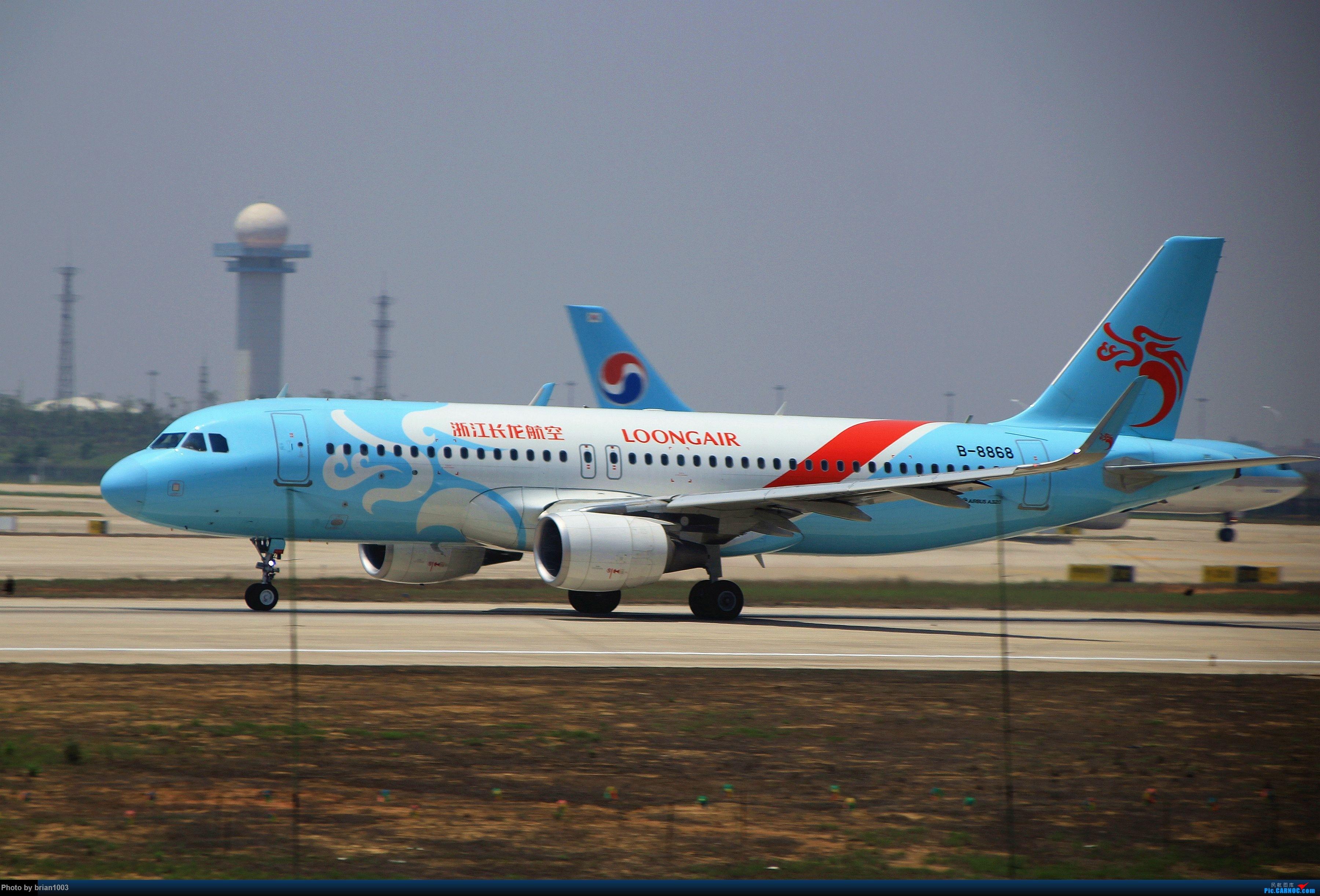[原创]WUH武汉天河机场拍机之喜迎酷航788和偶遇某其他飞机 AIRBUS A320-200 B-8868 WUH
