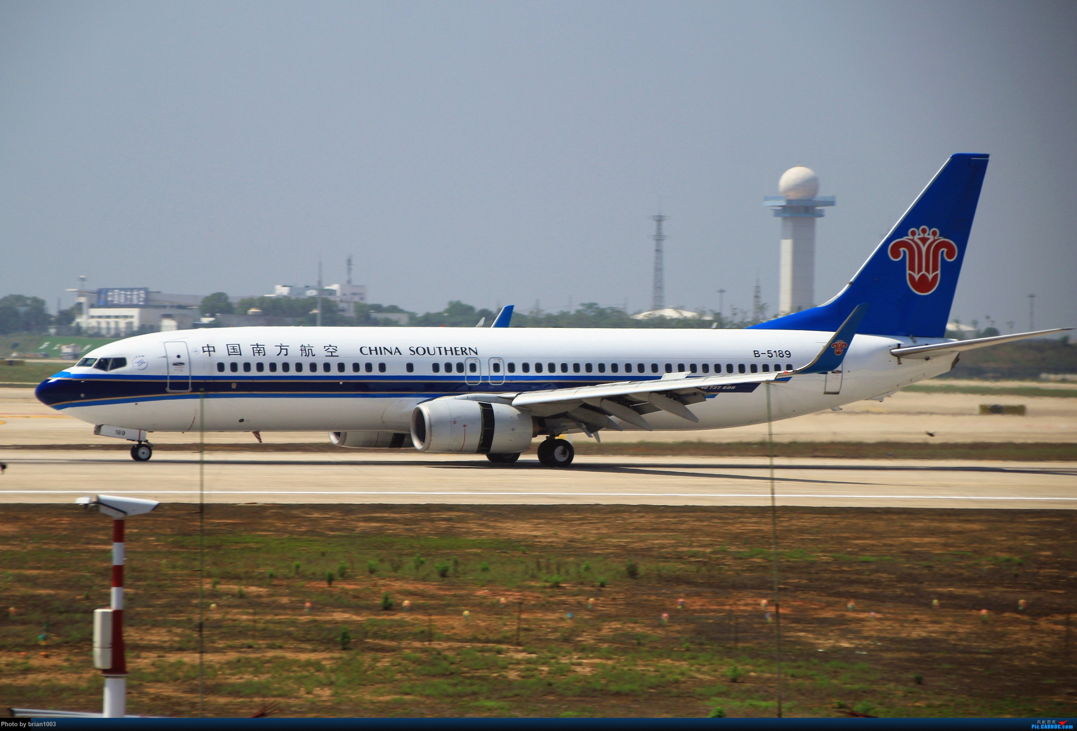 Re:[原创]WUH武汉天河机场拍机之喜迎酷航788和偶遇某其他飞机 BOEING 737-800 B-5189