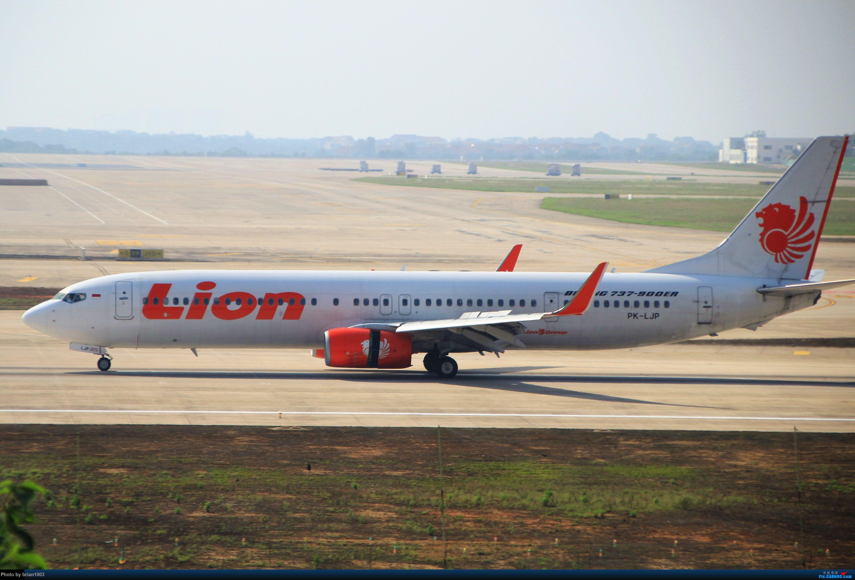 Re:[原创]WUH武汉天河机场拍机之喜迎酷航788和偶遇某其他飞机 BOEING 737-900ER PK-LJP WUH