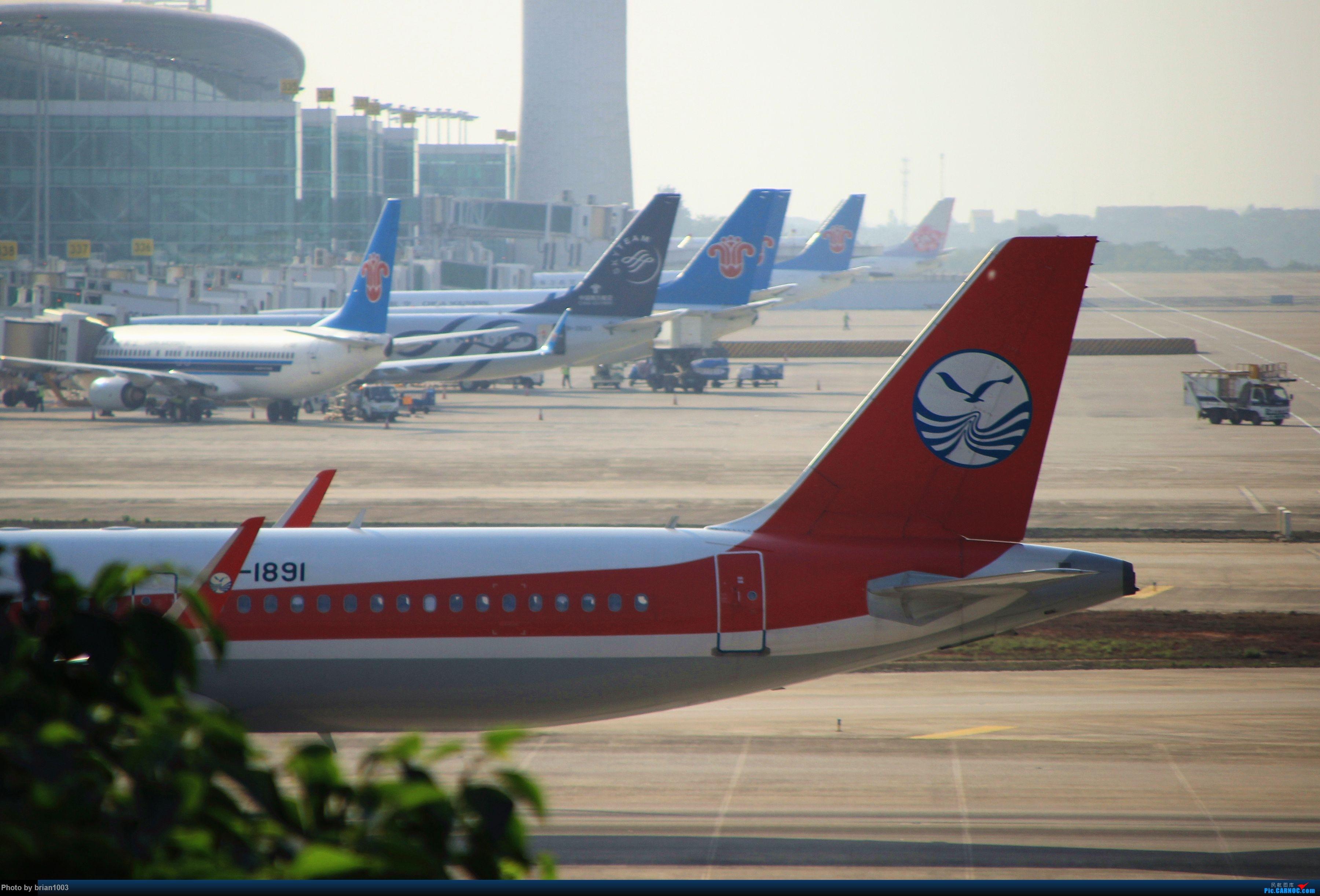 Re:[原创]WUH武汉天河机场拍机之喜迎酷航788和偶遇某其他飞机 AIRBUS A321-200 B-1891 WUH