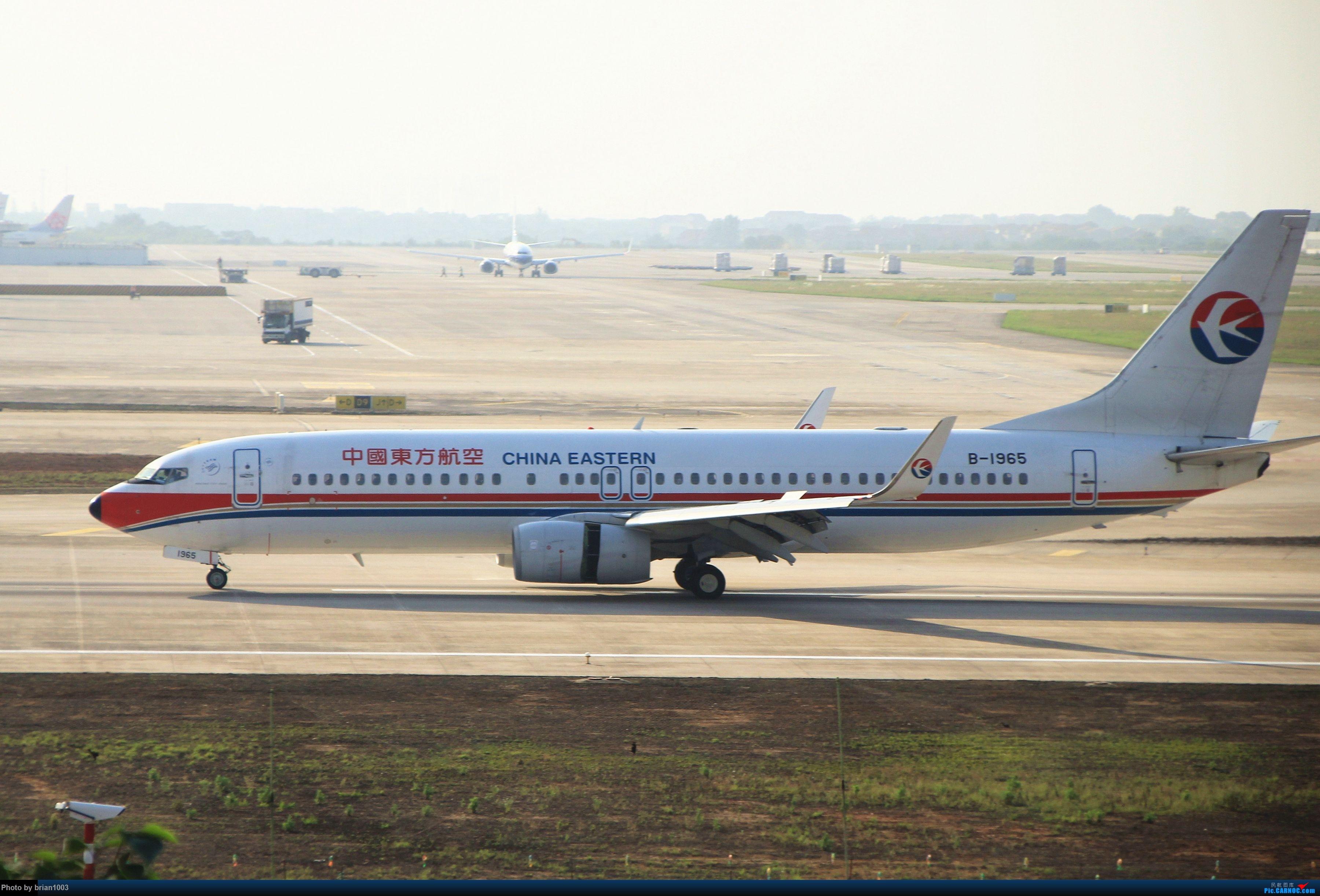 Re:[原创]WUH武汉天河机场拍机之喜迎酷航788和偶遇某其他飞机 BOEING 737-800 B-1965 WUH