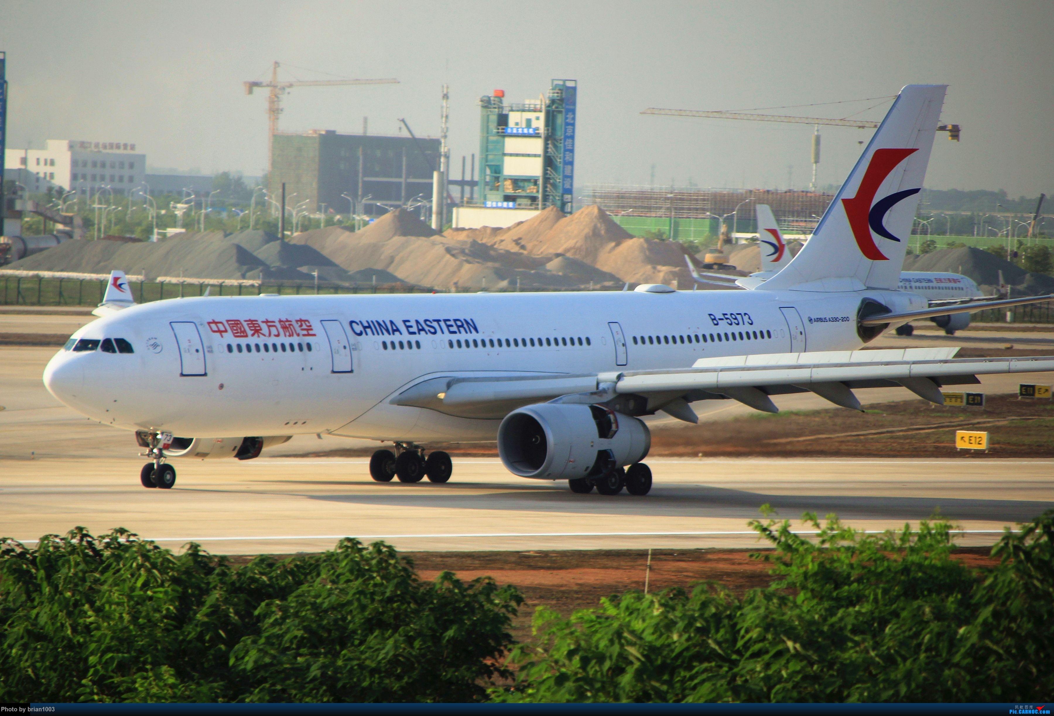 Re:[原创]WUH武汉天河机场拍机之喜迎酷航788和偶遇某其他飞机 AIRBUS A330-200 B-5973 WUH