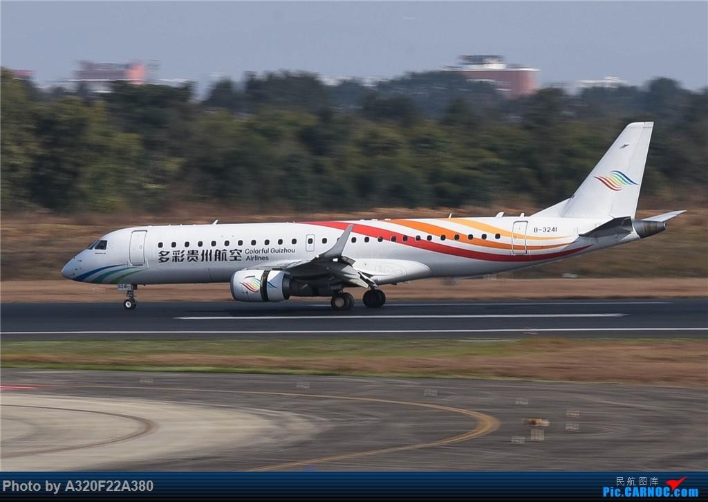 Re:[原创]CTU杂图 EMBRAER E-190 B-3241 中国成都双流国际机场