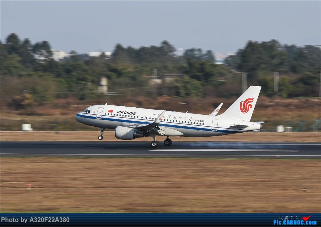 Re:[原创]CTU杂图 AIRBUS A319-100 B-6468 中国成都双流国际机场