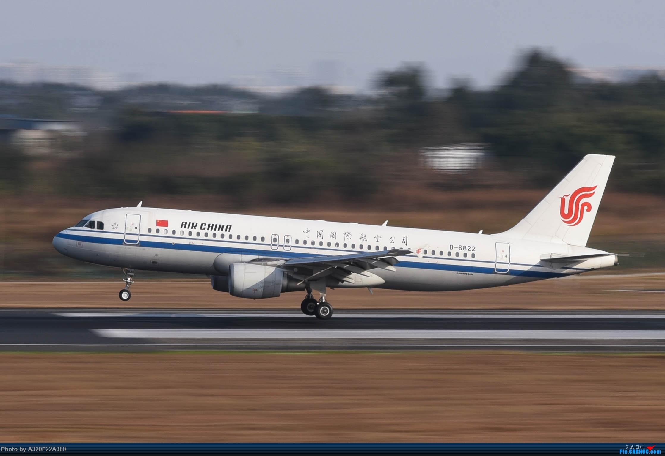 Re:[原创]CTU杂图 AIRBUS A320-200 B-6822 中国成都双流国际机场
