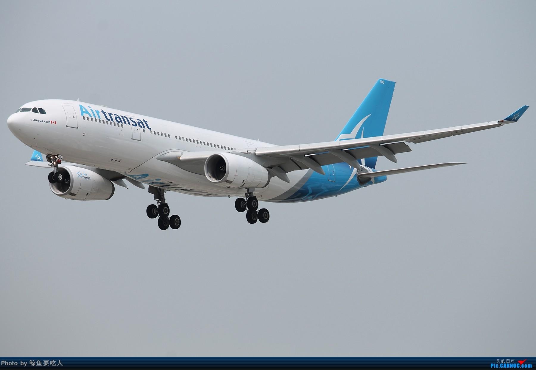 Re:[原创][YYZ] 多伦多皮尔逊国际机场随拍一组~~ AIRBUS A330-300 C-GTSI