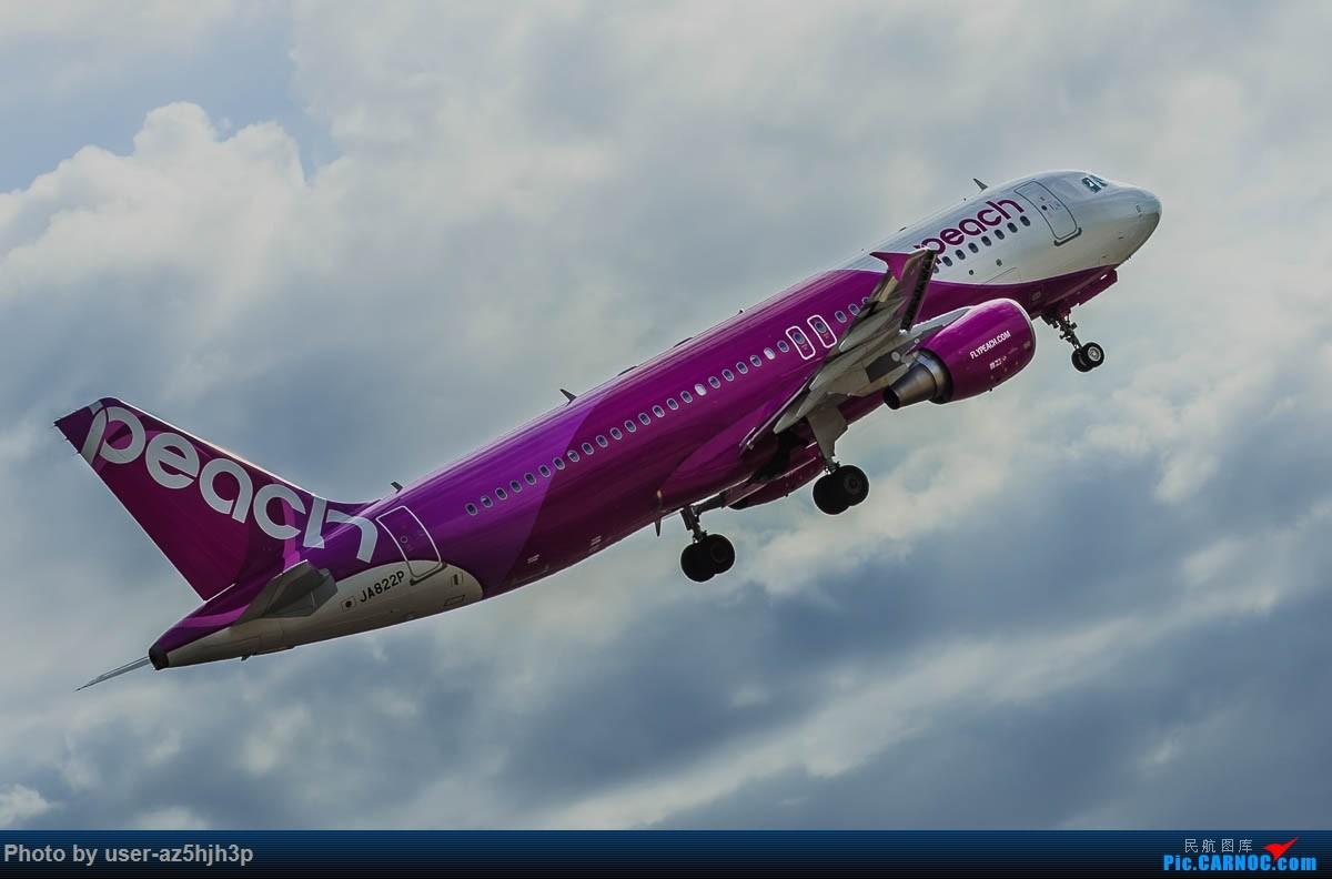 Re:[原创]小港拍机 AIRBUS A320 JA822P 高雄国际机场