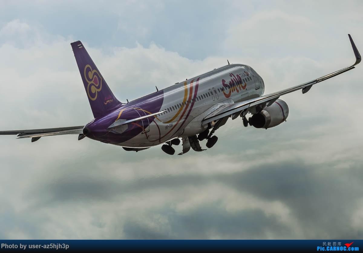 Re:[原创]小港拍机 AIRBUS A320 HS-TXN 高雄国际机场