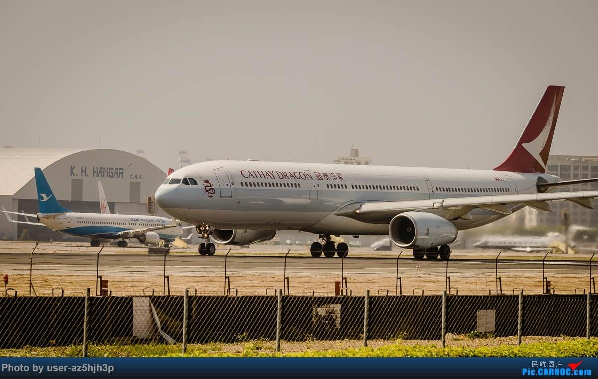 Re:[原创]小港拍机 AIRBUS A330-300 B-HLL 高雄国际机场