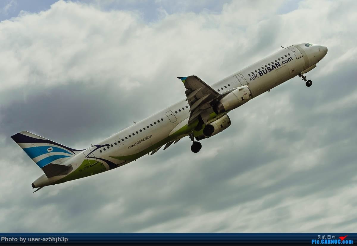 Re:[原创]小港拍机 AIRBUS A321 HL7761 高雄国际机场