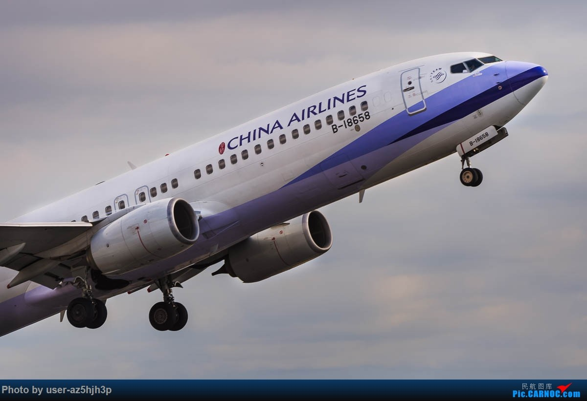 Re:[原创]小港拍机 BOEING 737-800 B-18658 高雄国际机场