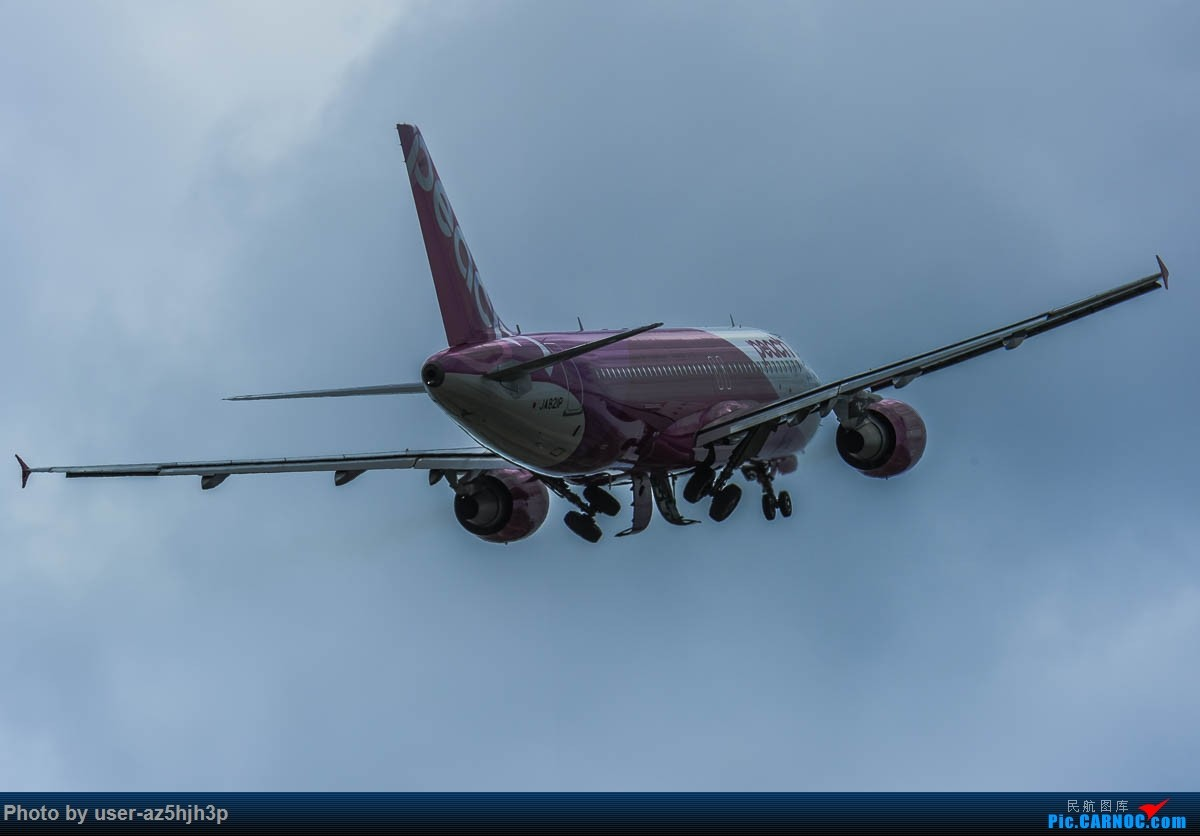 Re:[原创]小港拍机 AIRBUS A320 JA821P 高雄国际机场