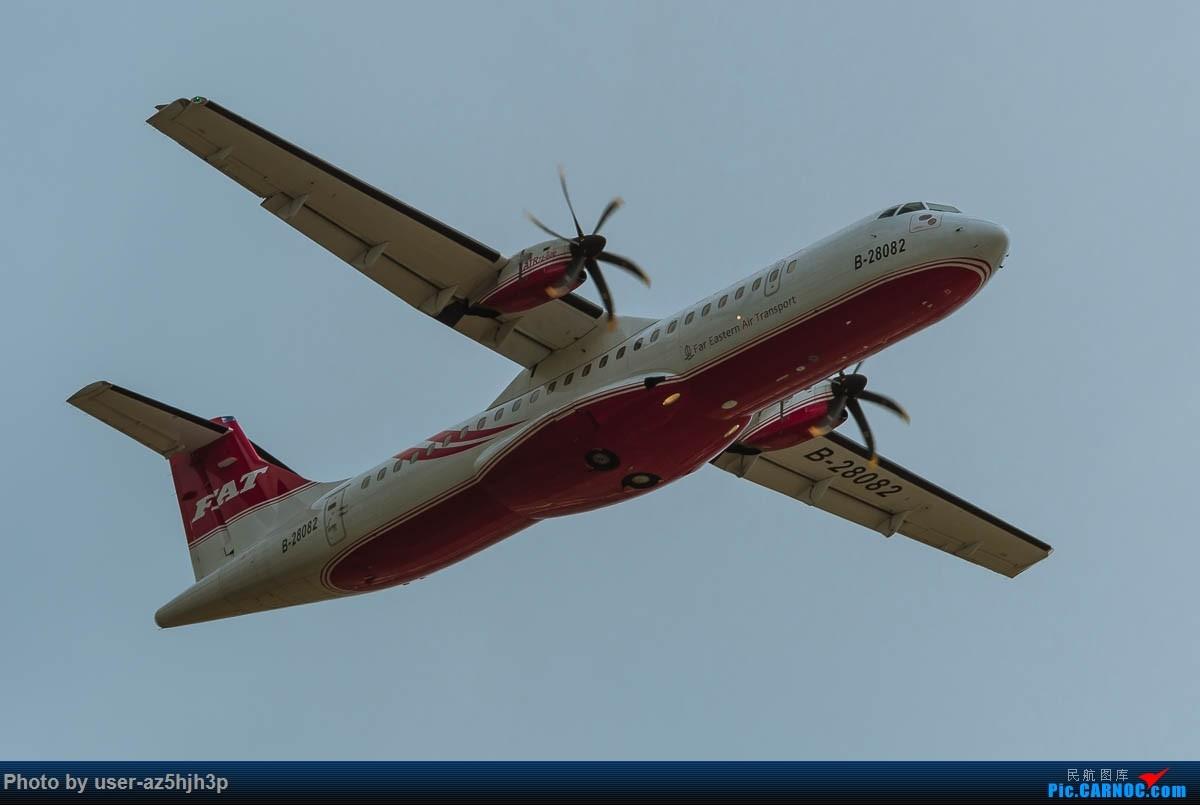 Re:[原创]小港拍机 ATR72-600 B-28082 高雄国际机场
