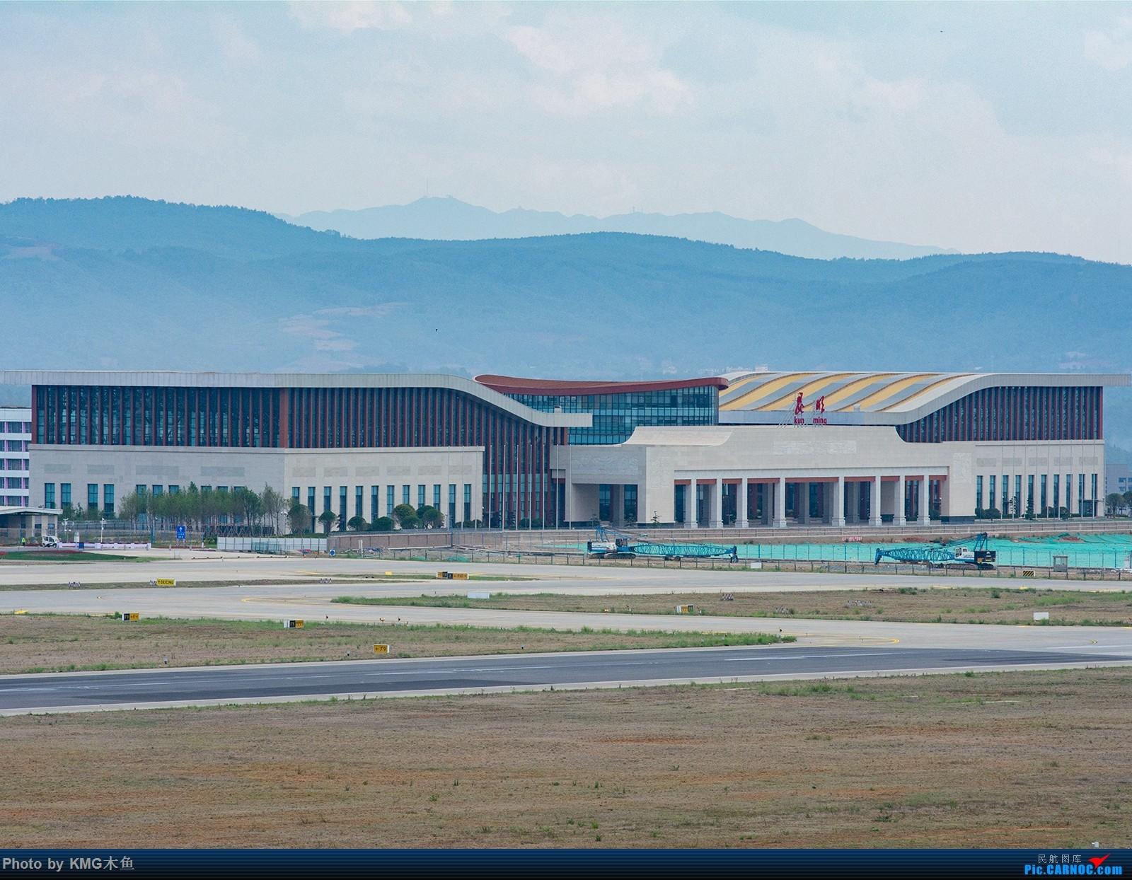Re:【昆明长水国际机场——KMG木鱼】2019年拍机,遇到大雨    中国昆明长水国际机场