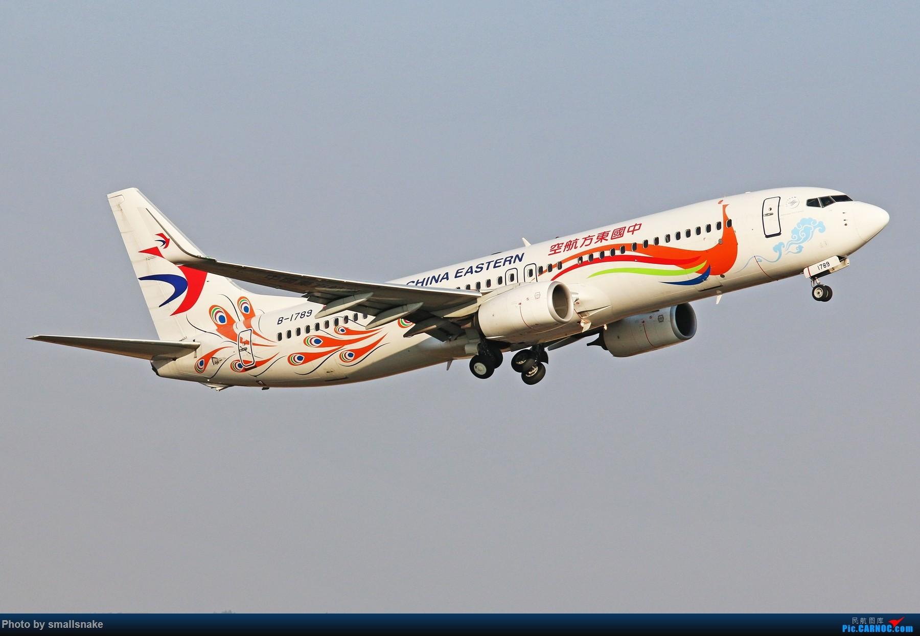 Re:[原创]KMG打卡... BOEING 737-800 B-1789 昆明长水国际机场
