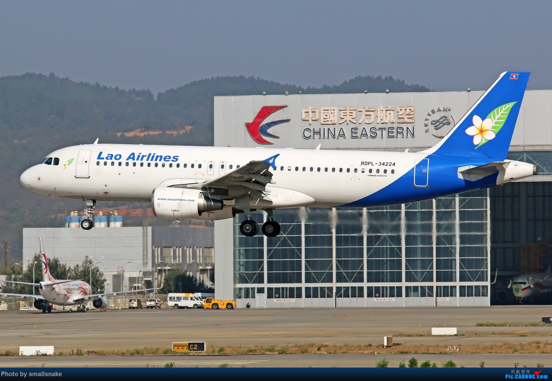 Re:[原创]KMG打卡... AIRBUS A330-300 RDPL-34224 昆明长水国际机场