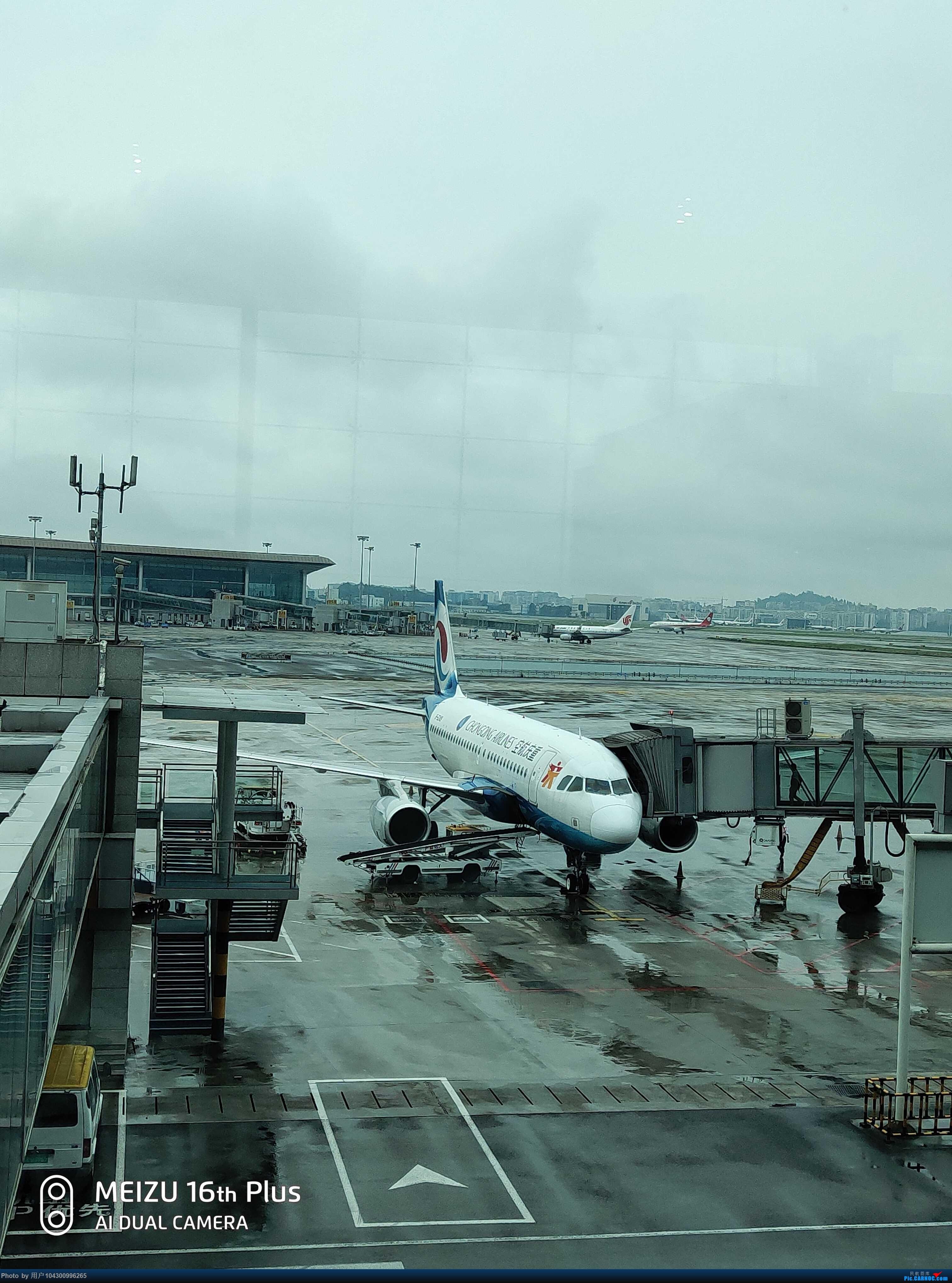 Re:[原创]〖DM哥游记〗多彩贵州航空~重庆--贵阳 AIRBUS A319-100 B-6248 中国重庆江北国际机场