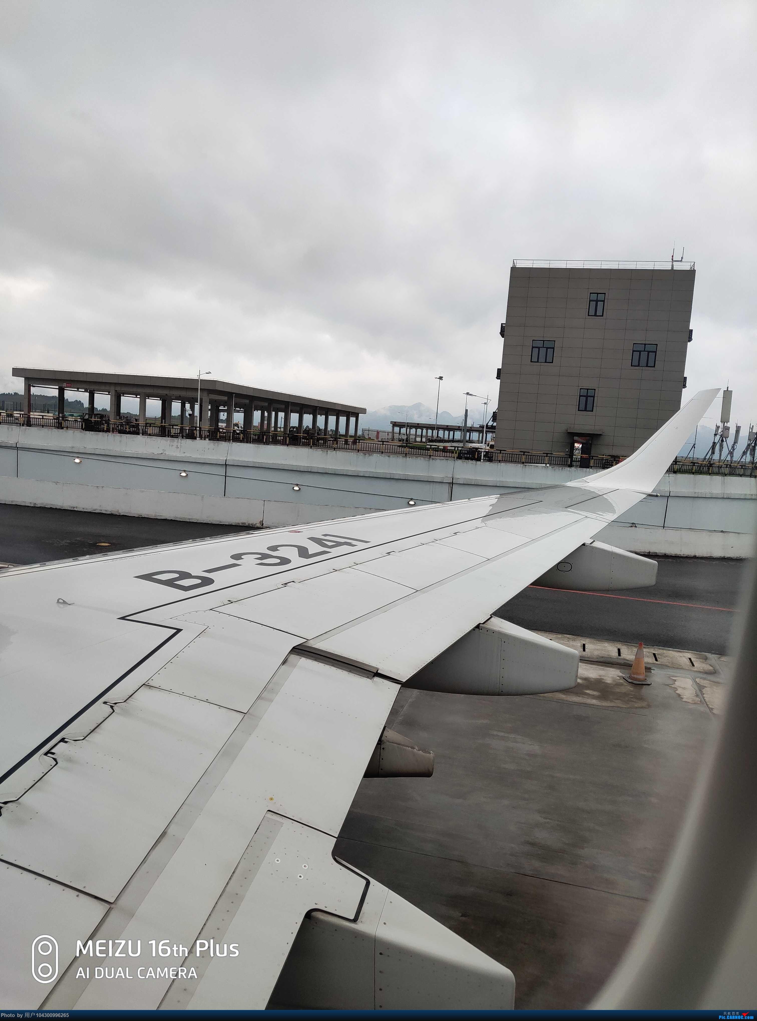 Re:[原创]〖DM哥游记〗多彩贵州航空~重庆--贵阳 EMBRAER E-190 B-3241 中国重庆江北国际机场