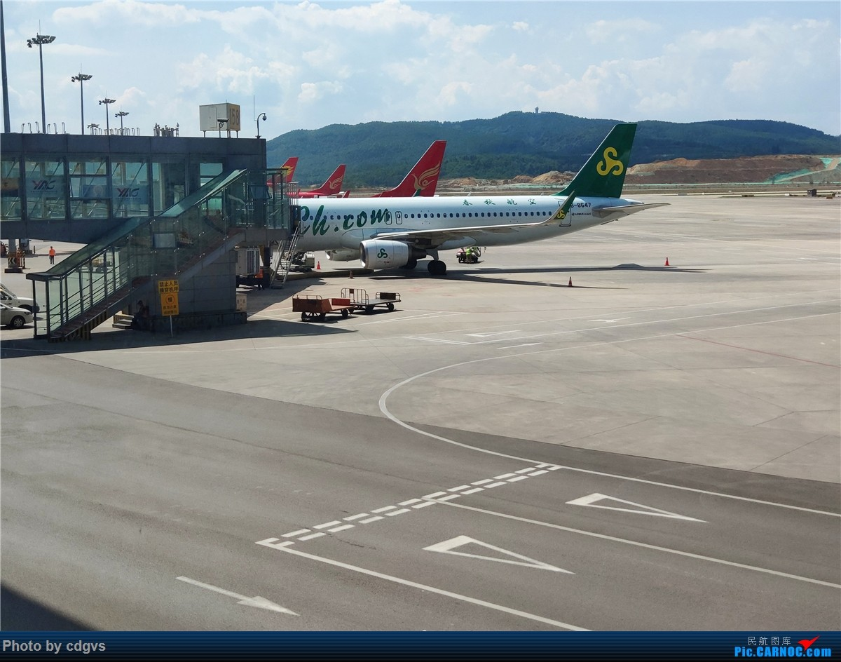 Re:[原创]端午南宁晃一圈(KMG-ZYI-NNG-KMG) AIRBUS A320-200 B-8647 中国昆明长水国际机场