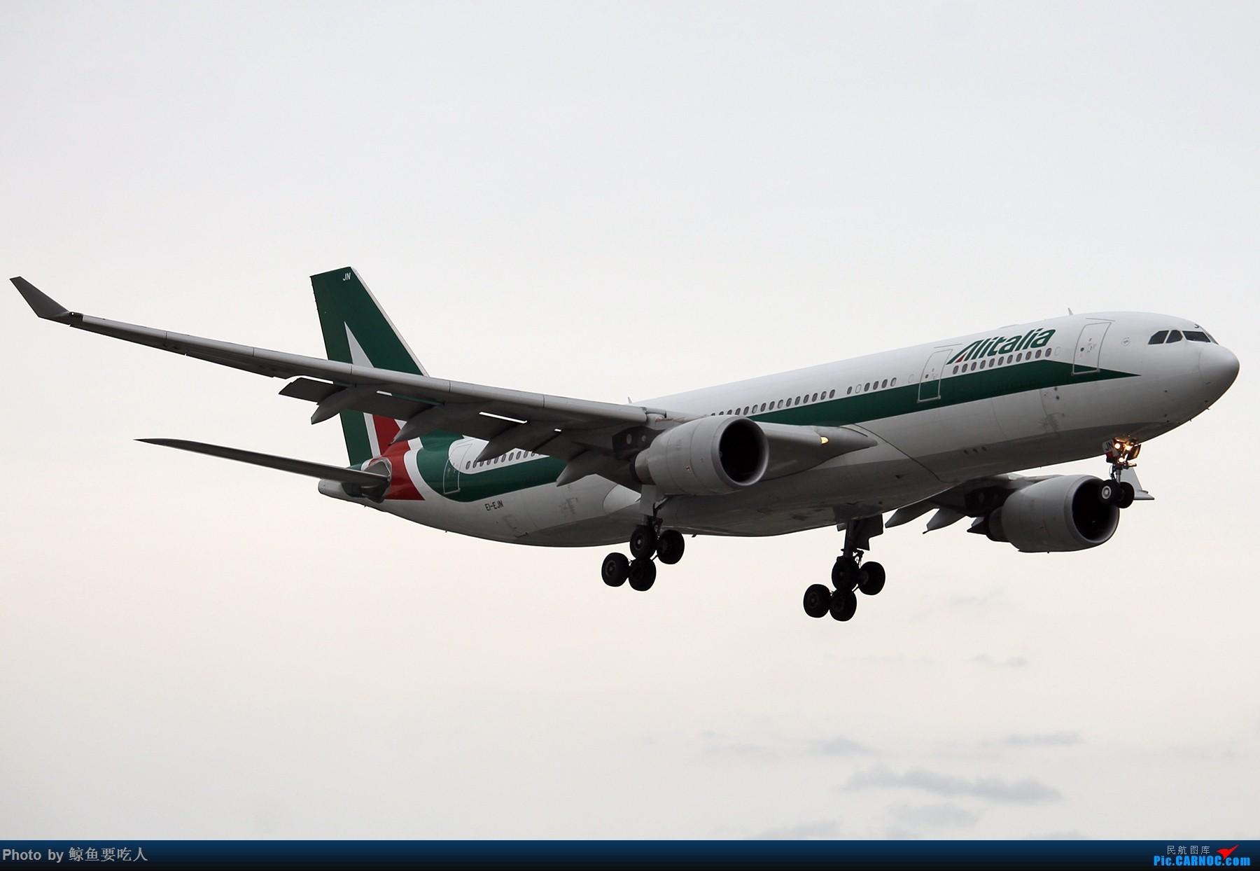 Re:[原创][YYZ] 多伦多皮尔逊国际机场 阴天起降一组~~~ AIRBUS A330-300 EI-EJN 多伦多皮尔逊国际机场
