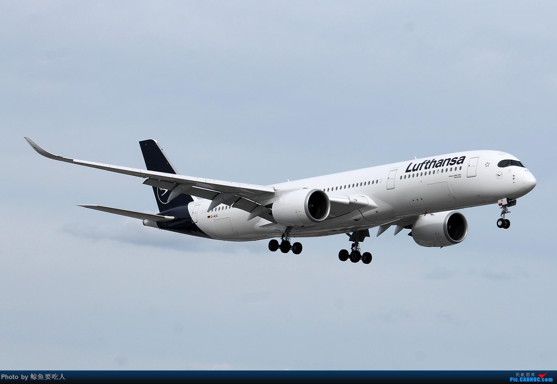 Re:[原创][YYZ] 多伦多皮尔逊国际机场 阴天起降一组~~~ AIRBUS A350-900 D-AIXI 多伦多皮尔逊国际机场