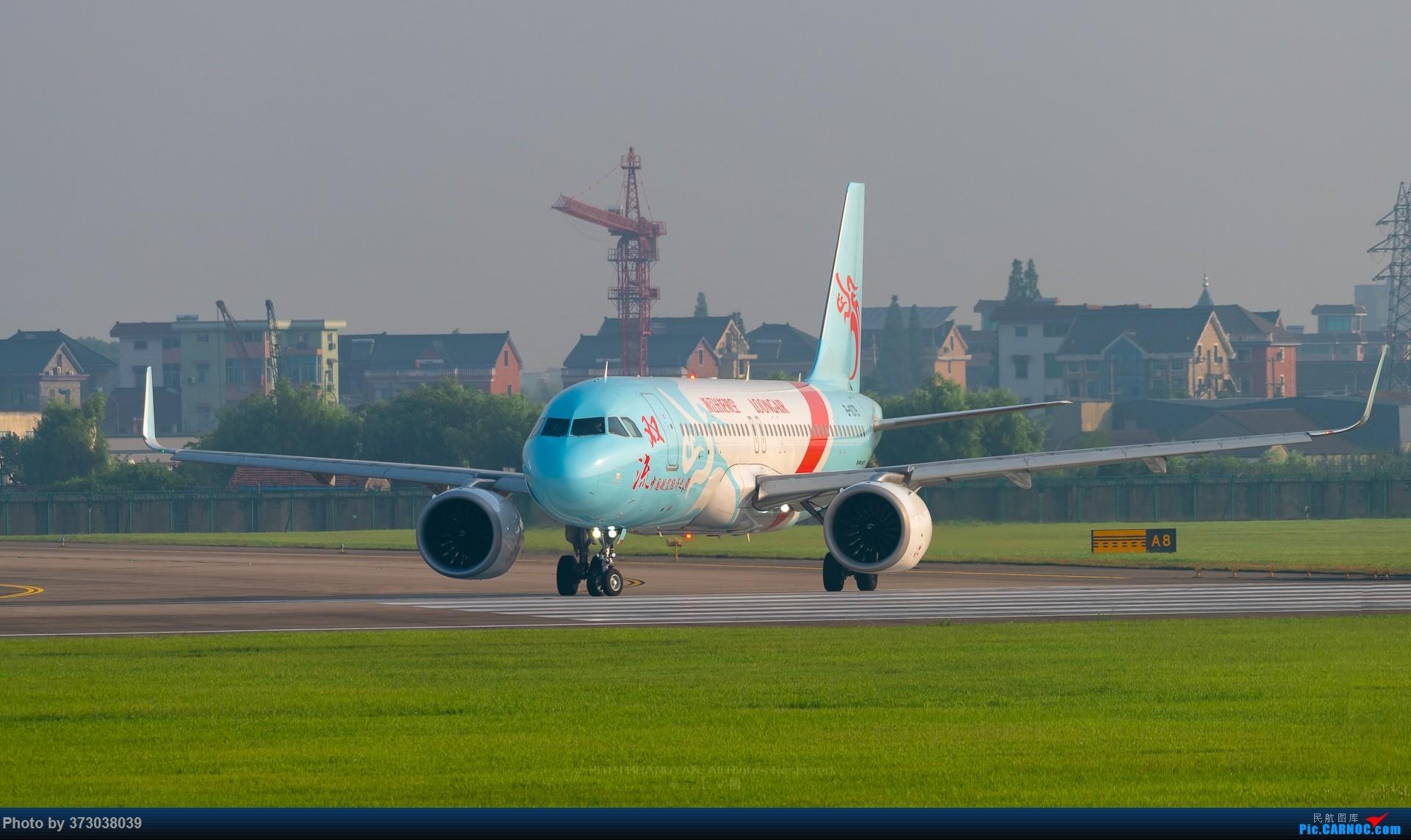 Re:[原创]【杭州飞友会】浙江长龙航空 西南遇上西北 AIRBUS A320NEO B-1077 中国杭州萧山国际机场