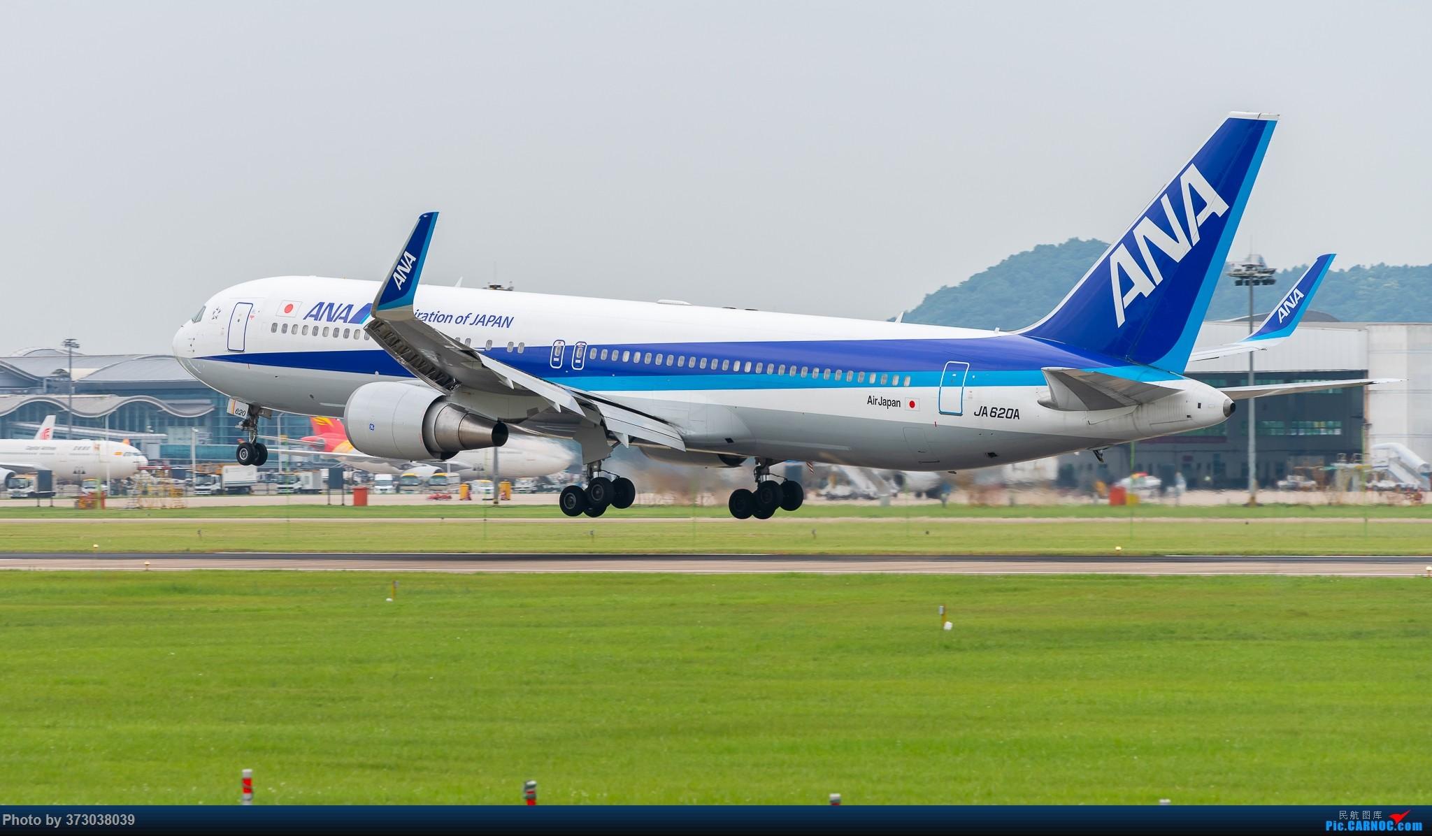 Re:[原创]【杭州飞友会】全日空 波音767 回归杭州萧山国际机场 BOEING 767-300 JA620A 中国杭州萧山国际机场
