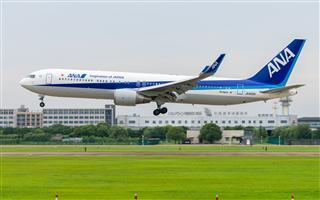Re:【杭州飞友会】全日空 波音767 回归杭州萧山国际机场