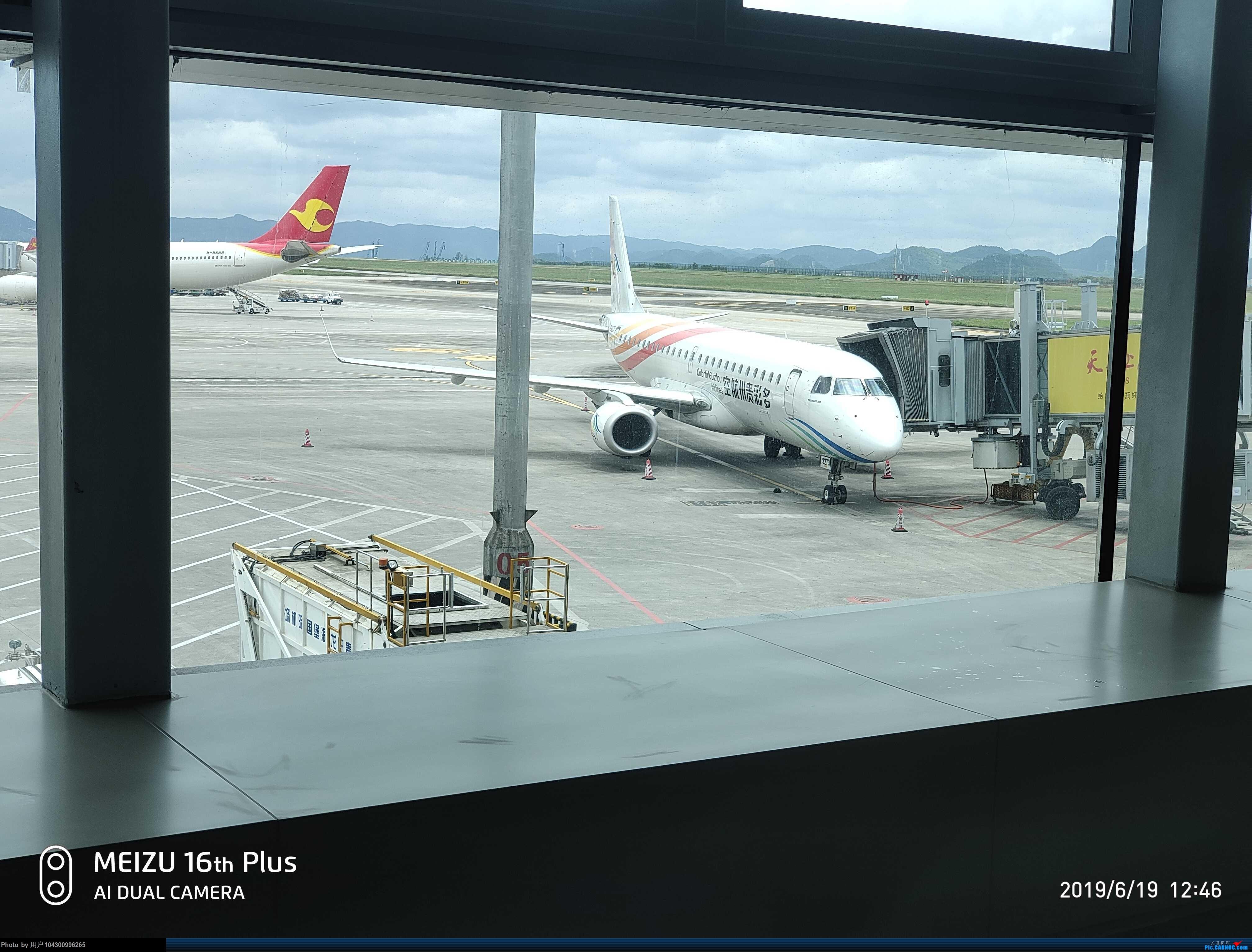 Re:[原创]DM哥飞行游记--贵阳往返荔波2日游 EMBRAER E-190 B-3273 中国贵阳龙洞堡国际机场